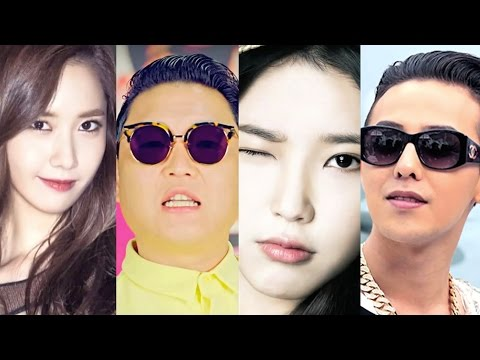 TOP 10 HIGHEST PAID KPOP STARS