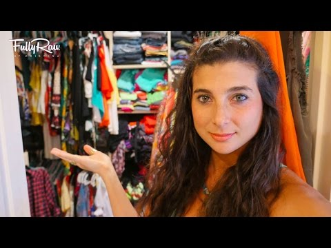 What's in My Closet?