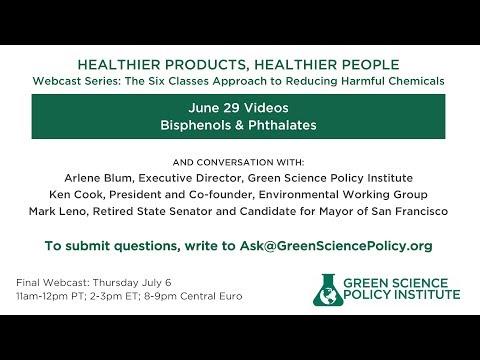 Bisphenols + Phthalates - SixClasses org