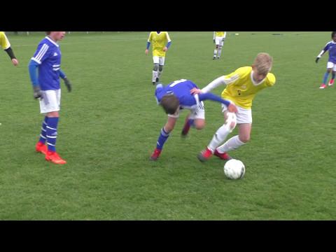 U13 Drenge Øst 2 Dragør BK - Lyngby BK (1-2) 10.05.2017