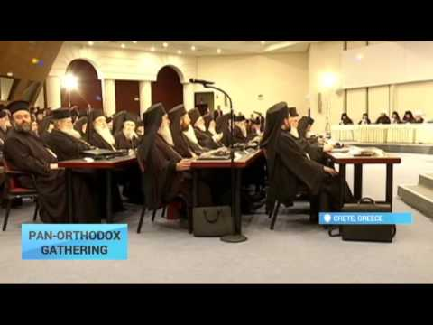 Pan-Orthodox Gathering: No results for Ukraine after historic Council on Crete
