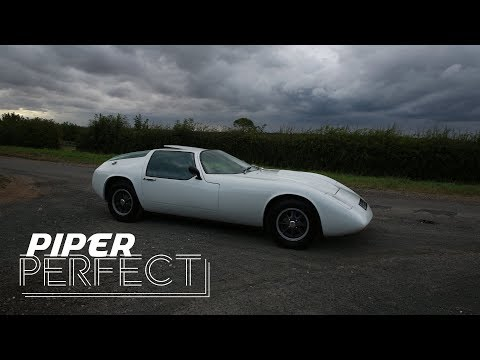 1972 Piper P2: One Man's Legacy With A British Oddity