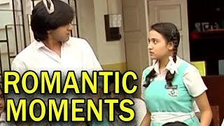 Yeh un dinon ki baat hai | naina & sameer's cute romantic moments