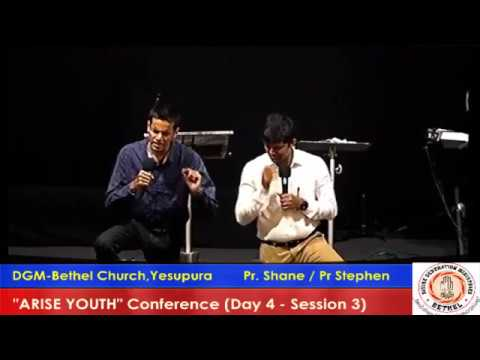 Shane Picardo @ DGM Bethel Church [Youth Conference] 2/3