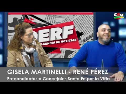 René Pérez: Somos 100% provida y 100% familia