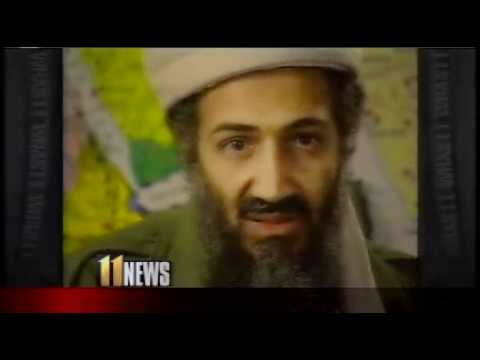 Obama to MaFish Laden assault team: `Job well done'  6/5/11 أسامة بن لادن
