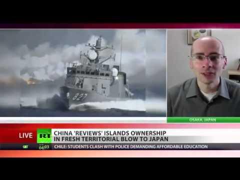 LeadUp-To-WW3--JAPAN-Vs-CHINA-In-Territorial-ISLAND-Dispute-OKINAWA-