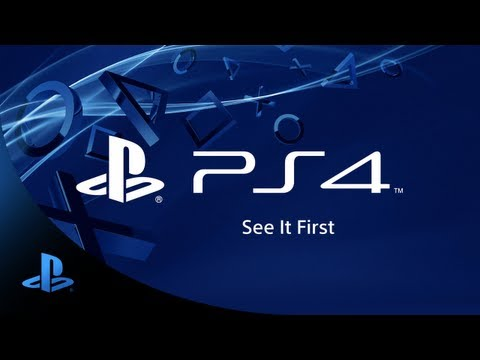 PlayStation 4 See it First on 6/10/2013