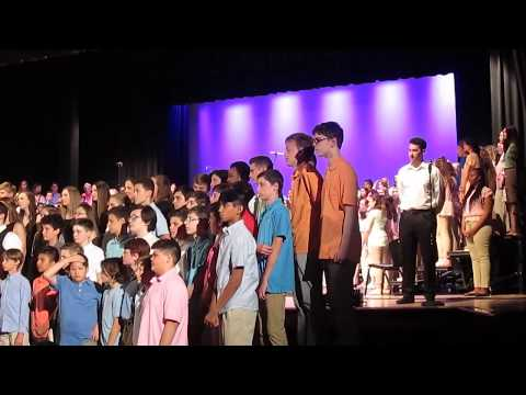 """Massive """"Seasons of Love"""" Ends Phoenixville Area Middle School and High School Choirs 2019 Concert"""