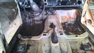 Ford Taunus 1.6 L (Restoration)