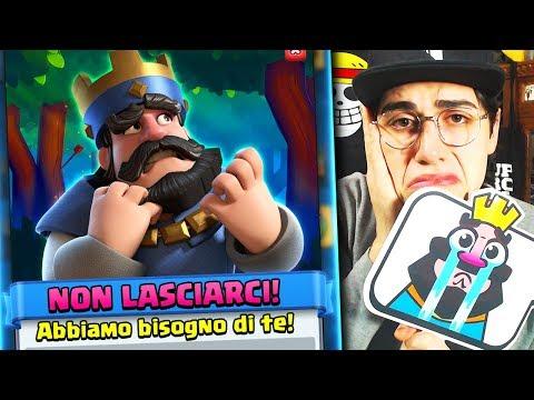 HO (quasi) ABBANDONATO Clash Royale!