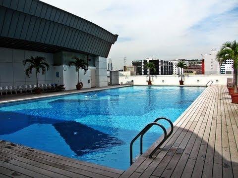 Singapore Management University (SMU) Campus Glimpse