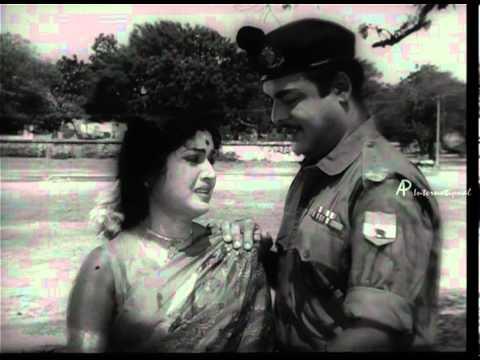 Ramu - Gemini Ganesan Back To His Army Duties