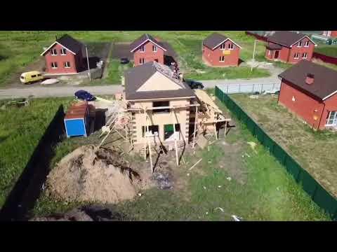 Строительство крыши от компании Дрим Хаус!