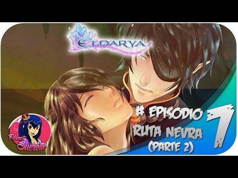 Eldarya episodio 7 ruta Nevra parte 2