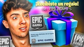 El PRIMER REGALO que me hace EPIC GAMES en la temporada X!