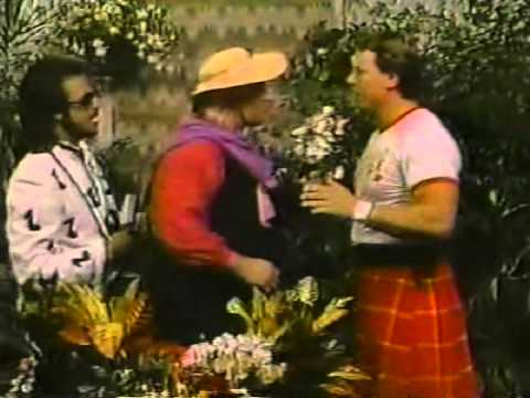 The Flower Shop with Roddy Piper (08-16-1986)