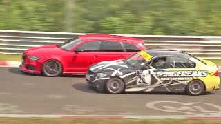 Nordschleife ᴴᴰ 22 07 2018 Highlights And Vw Scirocco On The Roof Touristenfahrten