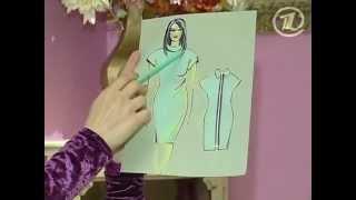 066 - Ольга Никишичева. Платье на молнии