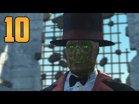 "Fallout 4 Nuka World DLC Walkthrough - Part 10 ""OSWALD THE OUTRAGEOUS"" (Let's Play, Playthrough)"