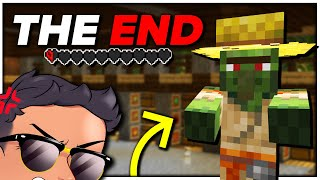 Minecraft Hardcore #3   This is THE END
