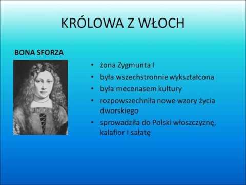 Historyczne spory   Królowa Bona