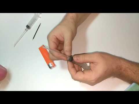 Как промыть лакуны дома? Простое устройство для избавления от тонзиллита.