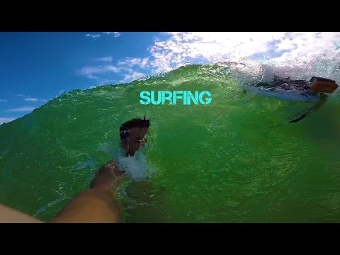 Surfing and jet skiing | Panama City Beach,FL