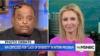 Roland Martin Clashes w/ Fmr. George HW Bush Speechwriter Over Poverty, Diversity & Police Brutality