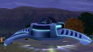 sims 3 Студенческая жизнь - Обзор НЛО
