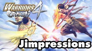 Warriors Orochi 4 - It Is Another One (Jimpressions)