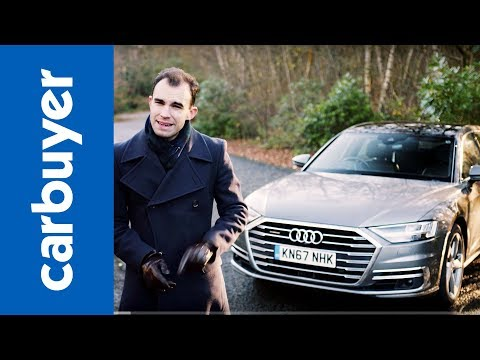 New 2018 Audi A8 in-depth review – Carbuyer – James Batchelor