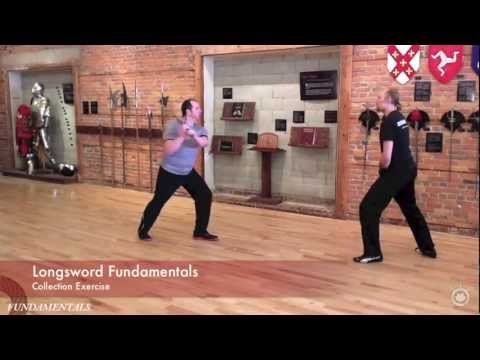 Longsword Fundamentals - Collection Exercise