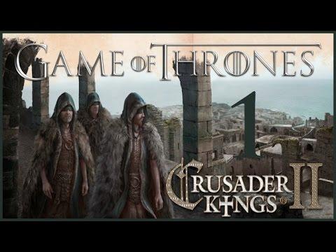 Crusader Kings II Horse Lords, Game of Thrones: Lorathi Slave Trader #1