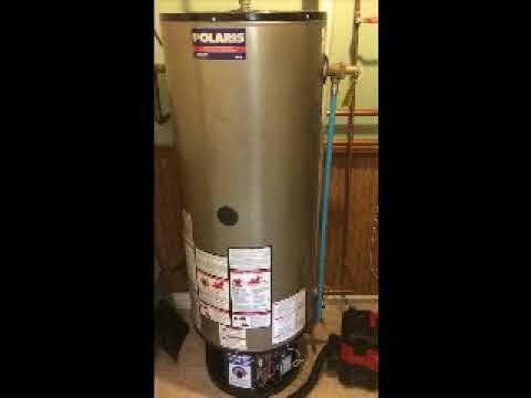 Polaris Hot Water Tank