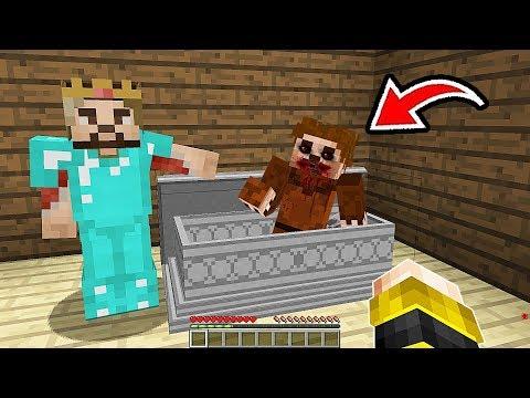ZENGİN FAKİR'i VAMPİR YAPTIRTTI! 😱 - Minecraft