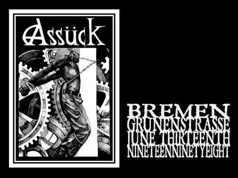 Assück - Bremen 1998 [full show]