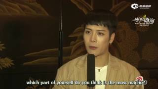 【ENGSUB】160608 Sina Entertainment Exclusive Interview
