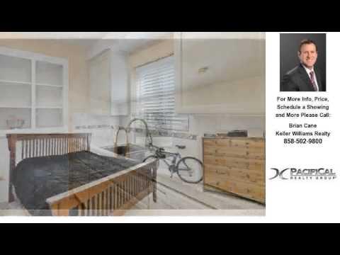 3972 Jackdaw Street #105, San Diego, CA Presented by Brian Cane.