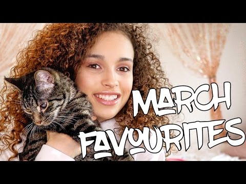 Mya's March Favourites