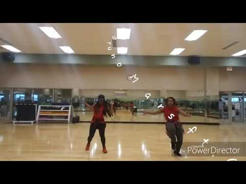 Finesse dance by Bruno Mars Cardi B - Melrose Dance Fitness for group ex, hip hop,  fun