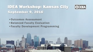 IDEA Workshop: Kansas City