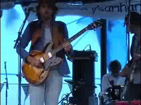 Sam Hare & Soul Junction - 'Ridin' thumb' - Bestival 2008