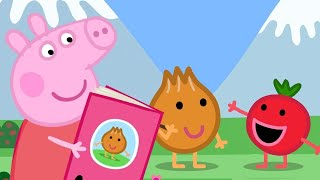 Peppa Pig Official Channel 📖 Peppa Pig Loves Mummy Pig's Funny Book 📖