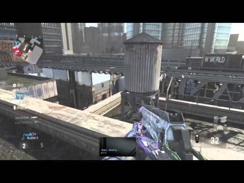 CoD AW - best moments on Detroit and retreat