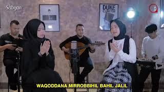 Download Mp3 Robbi Kholaq  رَبِّي خَلَقْ    Sabyan Ft Esbeye Lirik Music Video Download Mp3