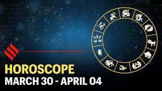 Weekly Horoscope: Your week ahead (March 30 - April 04'2020)
