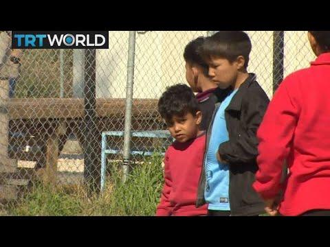 Refugee Crisis: Many asylum seekers denied education in Greece