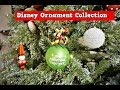 2017 Disney Christmas Ornament Collection