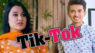 Original vs Tik Tok ft. Jibesh & Riyasha   Short Funny Video Clips Of Colleges Nepal   Filmy Guff